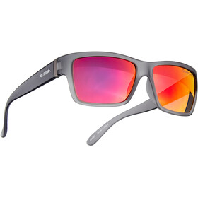 Alpina Kacey Glasses cool grey matt/red mirror